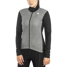 Sportful Crystal Thermo Jacket Damen black/white